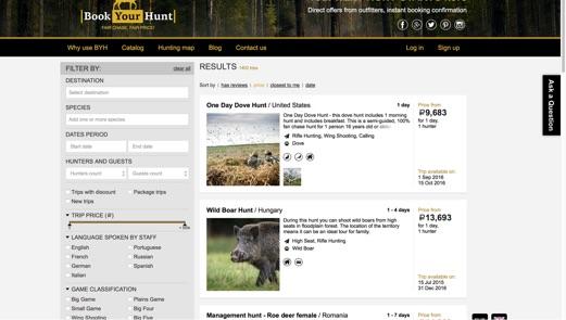 Learn how to refine your search with Jim Shockey